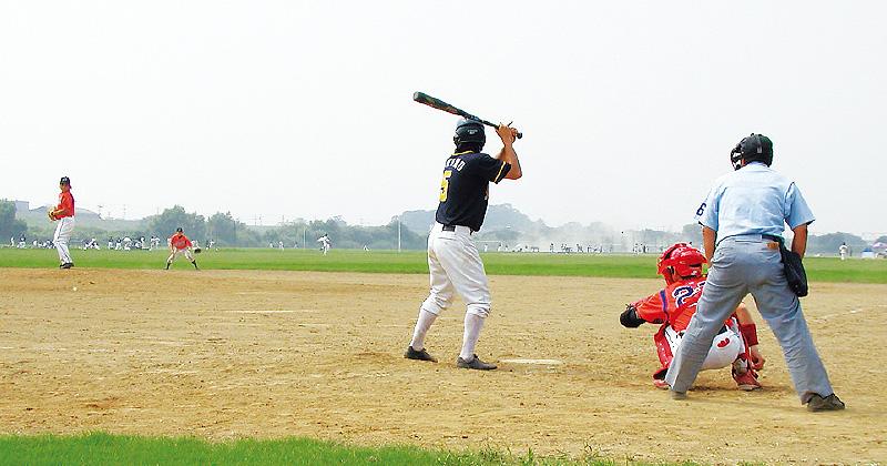 江戸川運動公園第一・第二