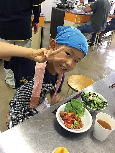 「三郷のお野菜いただきます」佐々木真理 氏