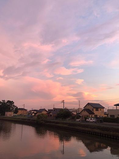 「夕やけ雲」神谷 心晴 さん
